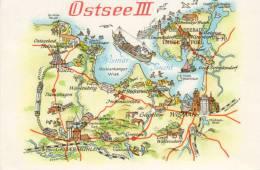 Ostzee III - Landkaarten