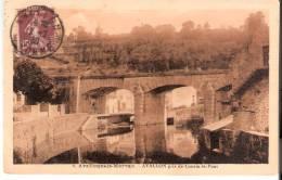 Avallonnais-Morvan-Avallon (Yonne)-1930- Pris De Cousin-le-Pont-Edit. H.Couron, Avallon - Avallon