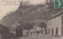 BESANCON ( Gare Rivotte Et Citadelle ) - Besancon