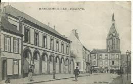 SENONCHES.  L'Hôtel De Ville - France
