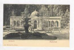 Waldquelle, Marienbad (Mariánské Lázn&#283 ), Austria(Czech Republic), Pre1905 - Tchéquie