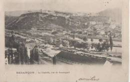 .BESANCON (.la Citadelle Vue De Beauregard ) - Besancon