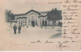 BESANCON (.la Gare De La Viotte )   ) - Besancon