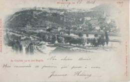 BESANCON (.la Citadelle Vue Du Fort Bregille ) ) - Besancon