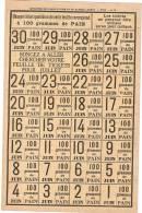Ticket De Rationnement - Pain 1918 Ministère De L'agriculture Et Du Ravitaillement - Vieux Papiers