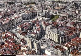 PORTO: Praças De D. Joao I E Do Municipio - Porto
