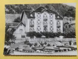 Dep 74 , Cpsm Lac D'ANNECY , SEFRIER , Hotel Riant Port Fillon Et Cie (56) - Annecy