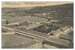 PORTUGAL - SILVES Fábrica Avern Sons & Barris Carte Postale - Faro