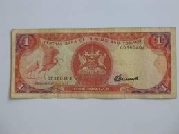 One 1 Dollar - Central Bank Of Trinidad And Tobago. - Trinidad & Tobago