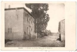 GASTU - LE BUREAU DES POSTES , TELEGRAPHE ET TELEPHONE - Algérie