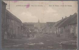 88 - Vosges - Liffol Le Grand - Rue De La Gravière - Liffol Le Grand