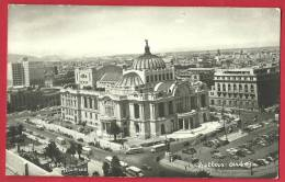 JPX-18 Mexico  Circulated In 1949 Per La Suiza - Mexiko