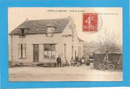 D77 - LORREZ LE BOCAGE - CAFE DE LA GARE   - état Voir Descriptif - Lorrez Le Bocage Preaux