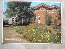 USA -   Fayetteville  Arkansas      D94887 - Fayetteville