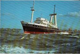 A0076 M Si B GELDERLAND, Postcard (ship, Boat) - Tugboats