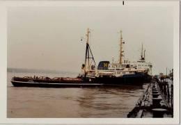 A0081 Ship Photo ELBE (tug, Boat) - Tugboats