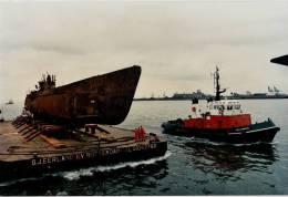 A0090 Ship Photo COLLINGWOOD (tug,  Boat) - Guerre