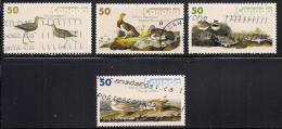 2095 - 2098      Birds      Used Set - Used Stamps