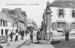 29 LE CONQUET LA GRAND'RUE - Le Conquet
