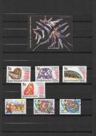 ROUMANIE.KYRGISTAN.UKRAINE, Jeux Olympiques Atlanta 1996 Bloc Gymnastique + 7 Valeurs PRIX TRES BAS - Zomer 1996: Atlanta