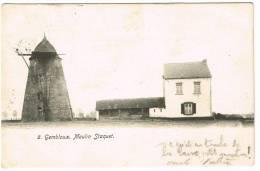 """Carte Postale """"Gembloux - Moulin Staquet"""" - Gembloux"""