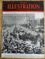 FRANCE ILLUSTRATION N° 266 - 18 Novembre 1950. Marine Athos II, Tibet, Lhassa, Rome, Moutons, Marseille Lavéra - L'Illustration