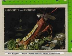 Recette De Cuisine :Langouste Preparée A La Bretonne - Recettes (cuisine)