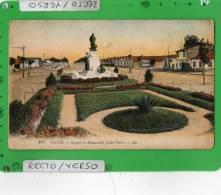 TUNIS SQUARE ET MONUMENT JULES FERRY - Tunisie