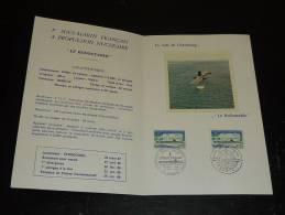 """EMISSION PREMIER JOUR - SOUS-MARINS - """" LE REDOUTABLE """" - CHERBOURG/PARIS - 25 OCTOBRE 1969 - NUMEROTEE N°000608 - Sous-marins"""