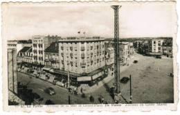 De Panne, La Panne, Zeelaan En Grote Markt  (pk8713) - De Panne