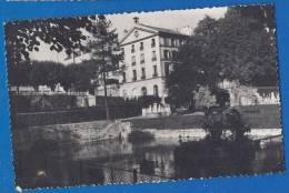 (ma) - CPSM Type Carte Photo Vue Peu Courante - YVELINES - CARRIERE SUR SEINE - LA MAIRIE ET LE PARC - - Carrières-sur-Seine
