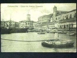 LAZIO -ROMA -CIVITAVECCHIA -F.P. LOTTO N°236 - Roma