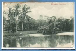 ASIE - SINGAPORE --  Tyersall Lake - Singapour