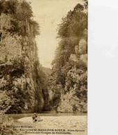 CPA 64 ENVIRONS DE MAULEON-SOULE ENTREE DES GORGES DE KAKOUETTA - France