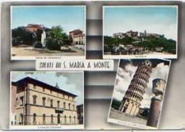 Tos10Saluti Da S.Maria A Monte – Pisa - Otras Ciudades