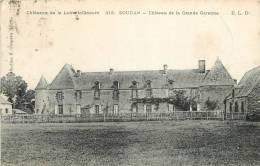 """. CPA  FRANCE 44  """"  Soudan / Château De La Grande Garenne  """" - France"""