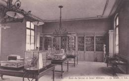 RHONE LYON ECOLE DU SERVICE DE SANTE MILITAIRE LE MUSEE Editeur LL - Altri