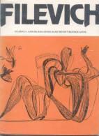 CARLOS FILEVICH - VICENTE P. CARIDE - EDICIONES DEAD WEIGHT - AÑO 1981 95 PAGINAS CON NUMEROSAS XILOGRAFIAS DIBUJOS TINT - Histoire Et Art
