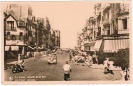 De Panne, La Panne, Avenue De La Mer, Zeelaan (pk8738) - De Panne