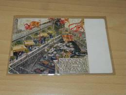 XI Esposizione Internazionale D'Arte Venezia 1914 Fp - Esposizioni