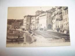 2lte - CPA N°9  - VILLEFRANCHE - Le Port De Pêche Et Le Quai De L'amiral Courbet -  [06] Alpes Maritimes - Villefranche-sur-Mer