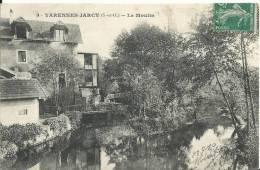 VARENNES-JARCY.  Le Moulin - France
