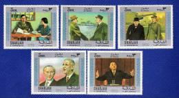 Sharjah - De Gaulle -La Série Complète** - Schardscha