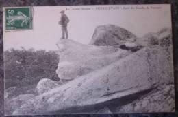 (19).PEYRELEVADE.AUTEL DES DRUIDES DE VINZANET.CIRCULE VERS 1915.TBE. - France