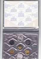 ITALIA 1989 - Serie  Completa 11 Monete In Confezione Originale IPZS (Campanella) - 1946-… : Repubblica