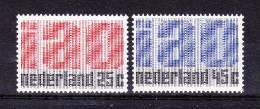 NETHERLANDS  1969 , I A O  50 Th Anniv  ,   Y&T #  886 / 87     , Cv 2,00 E ,   ( Y&T 2004 )  ** M N H , V V F - Periodo 1949 - 1980 (Giuliana)