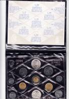 ITALIA 1988 - Serie  Completa 11 Monete In Confezione Originale IPZS (Don Bosco) - 1946-… : Repubblica