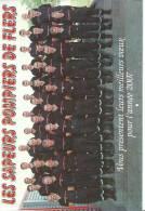 Vieux Papier :  Calendrier  :  Pompier  FLERS   2007 - Calendars