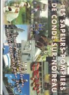 Vieux Papier :  Calendrier  :  Pompier  CONDE  Sur  NOIREAU  2006 - Calendars