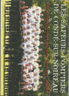 Vieux Papier :  Calendrier  :  Pompier  CONDE  Sur  NOIREAU  2007 - Calendars